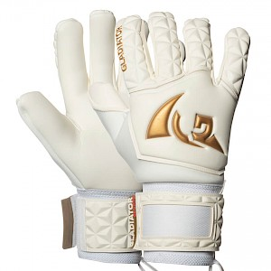 Gladiator Sports Keepers Glove White/Gold